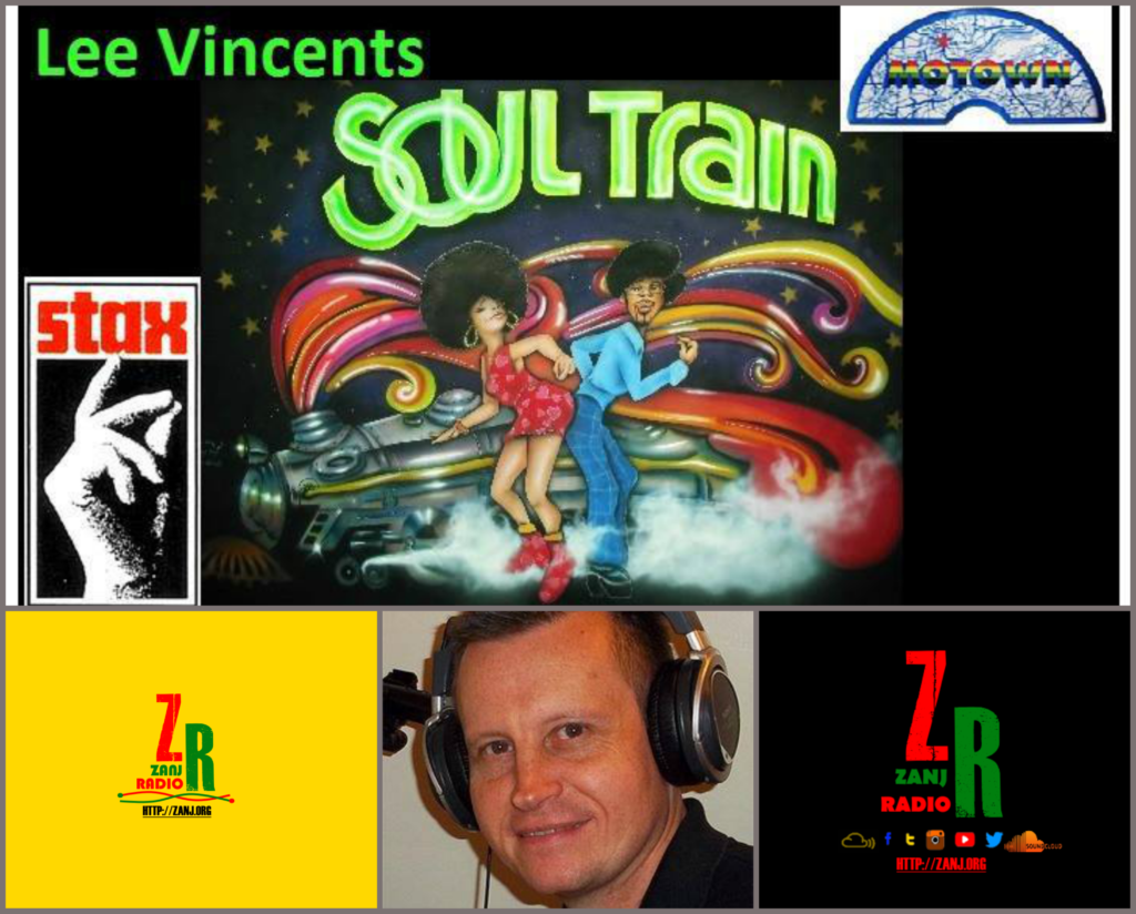 Lee Vincent - Soul Train