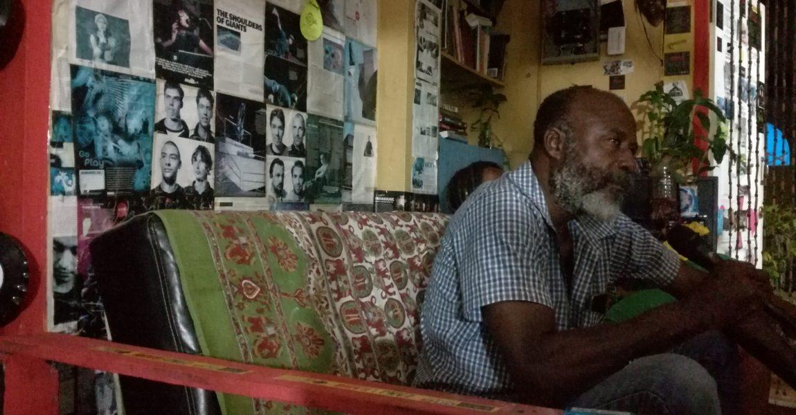 Fikre Selassie & Mojiba | Spoken Word on Reggae Sessions.
