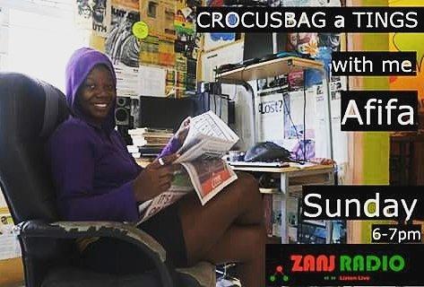 A Year of Crocus Bag| Musings with DJ Afifa.