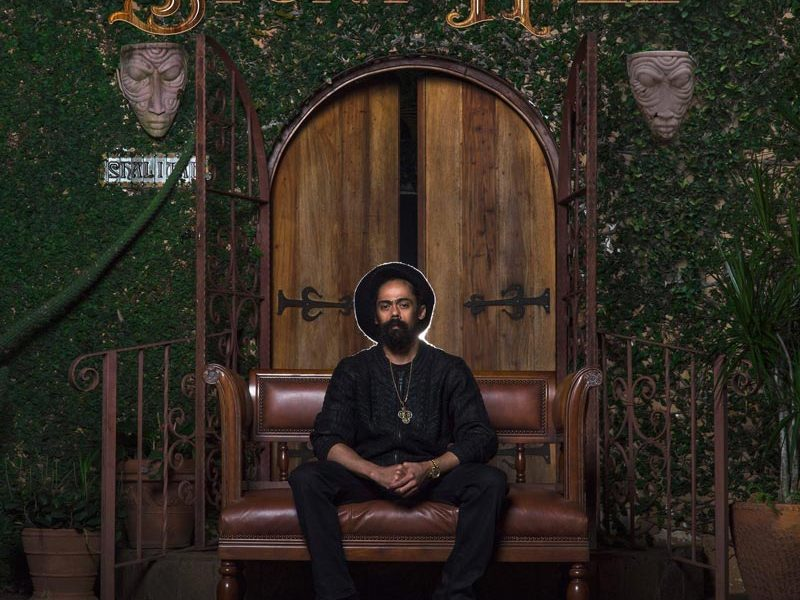 Why did Damian Marley name his album Stony Hill? | DJ Afifa