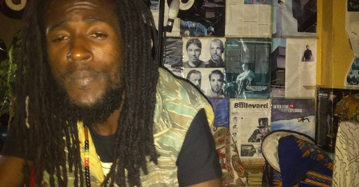 Recording Artiste, Qula | Reggae Sessions