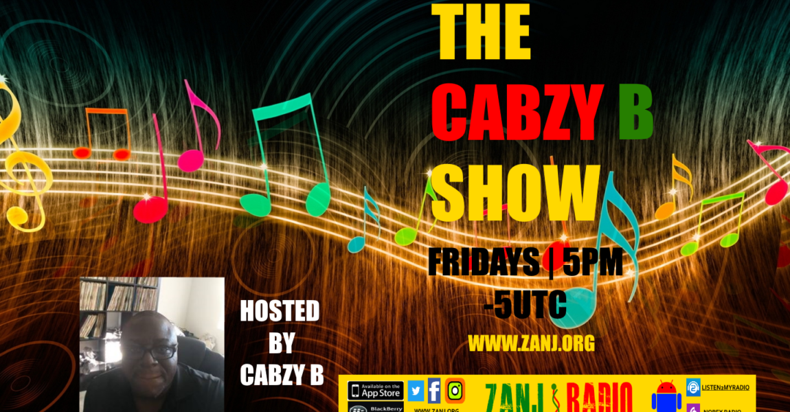 The Cabzy B Show.