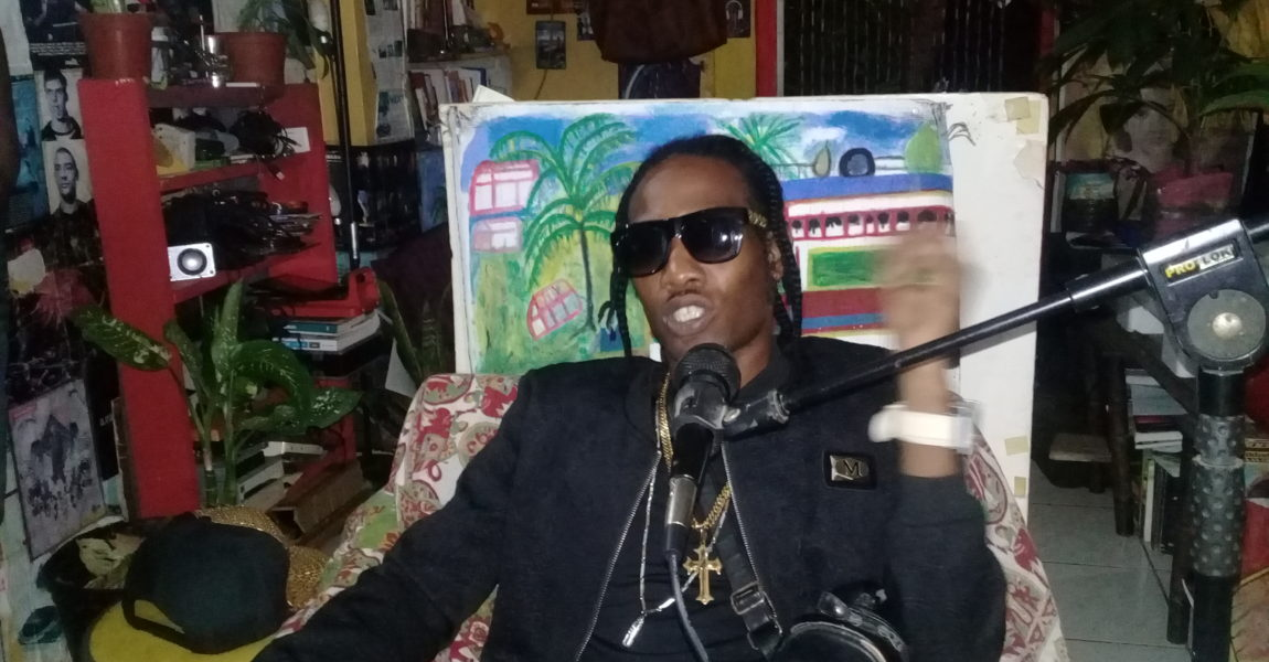 Dancehall artiste Esskell talks about his music with DJ Afifa | Reggae Sessions.