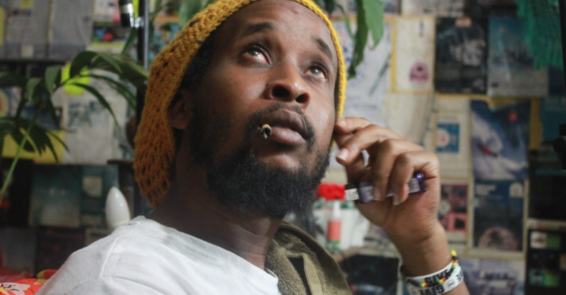 Jah Izrehl talks life & music on Reggae Sessions.