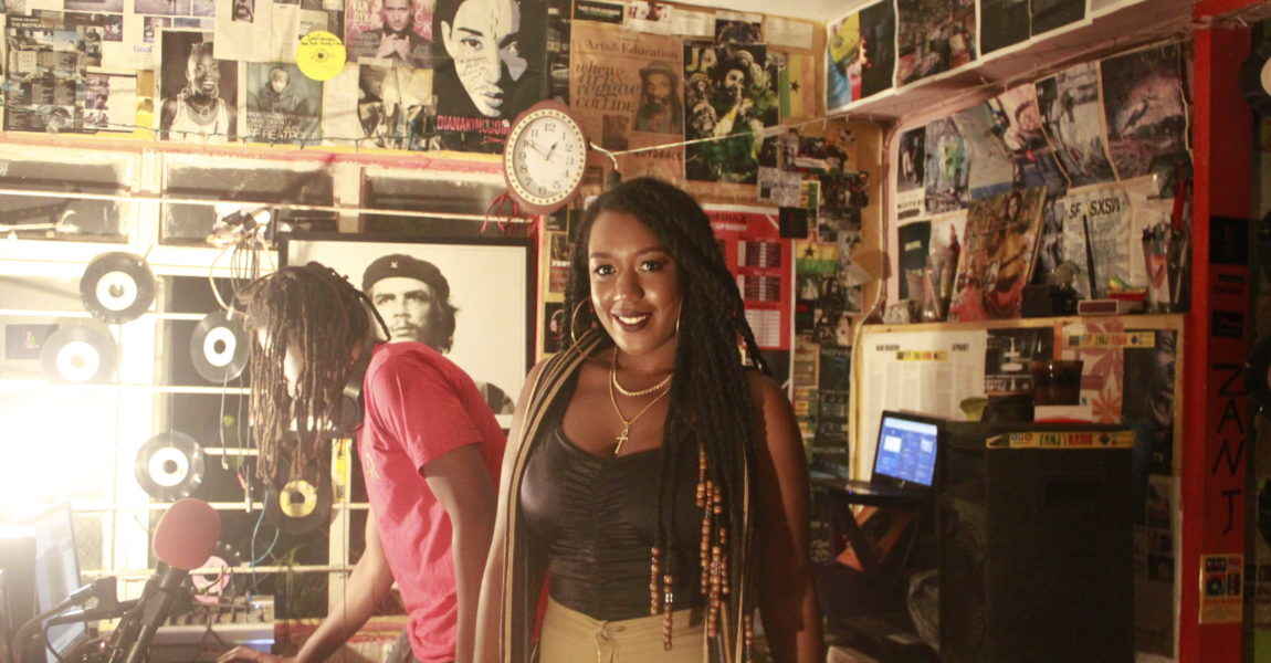 Yeza, Rebel Empress on Reggae Sessions