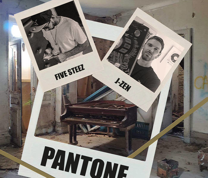 World Music Fusion : Hip Hop Grooves, Five Steez & Jzen's Pantone EP.