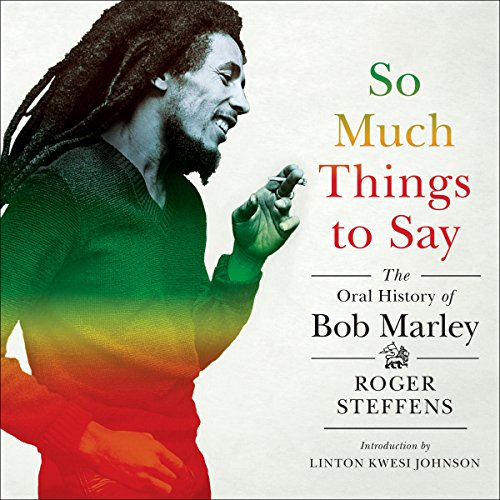 So Much Things To Say | Roger Steffens on Reggae Sessions.