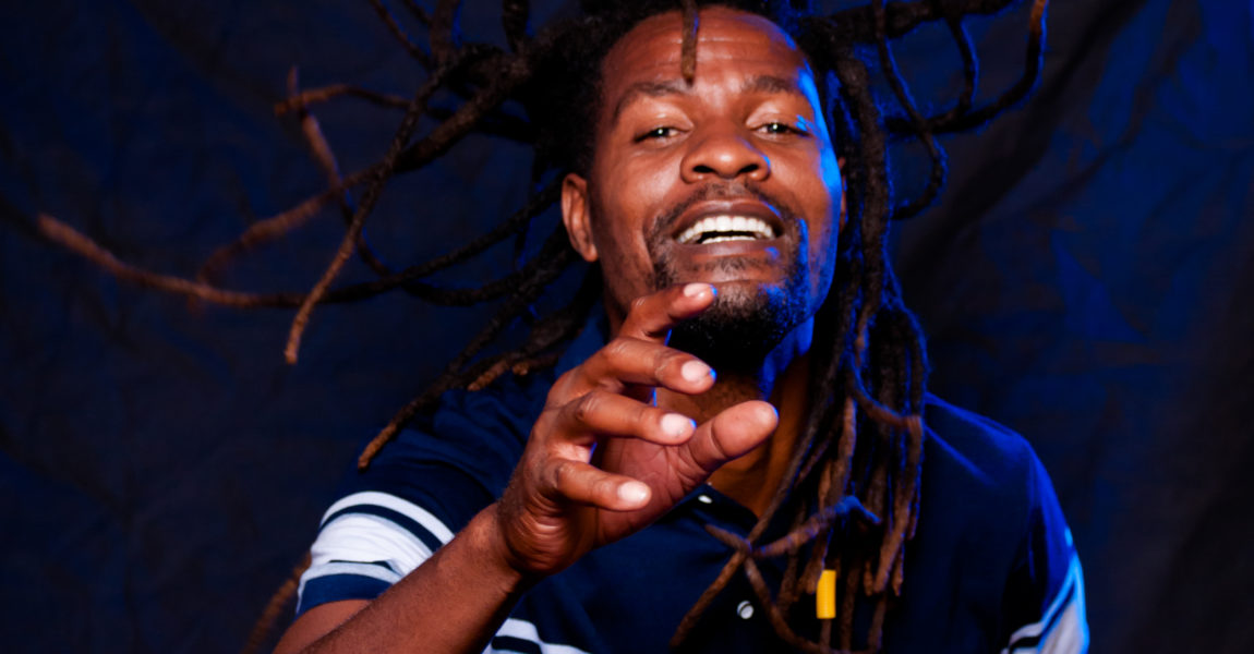 Zimbabwe's Moosafa King on Reggae Sessions.