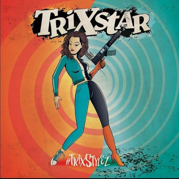 Beautiful Day: TriXstar on Reggae Sessions.